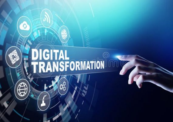 The difference between digitization & digital transformation